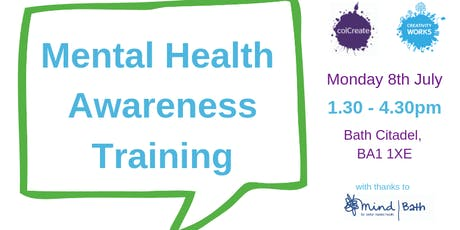 Mental Health Awareness Training tickets