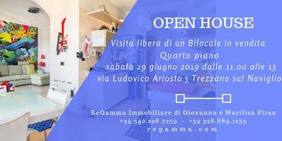 Open House / Visita Libera Bilocale via Ariosto 5 Trezzano sul Naviglio