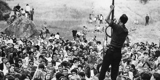 """Which side are you on?"": The Life and Times of Pete Seeger"
