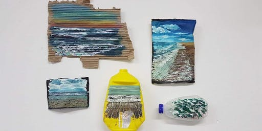 smART Summer Sundays - Mixed Media Workshop