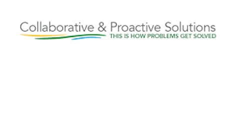 Collaborative & Proactive Solution PRE-CONFERENCE iSummit19  tickets