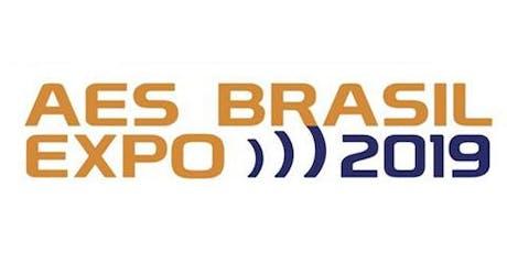 AES BRASIL 2019 Inscrição de Grupos ingressos