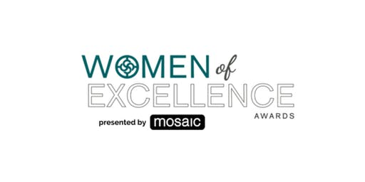 2019 Women of Excellence (WE) Awards presented by Mosaic District