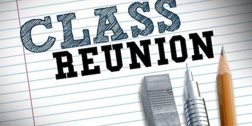1984 Chi-hi Class Reunion Social
