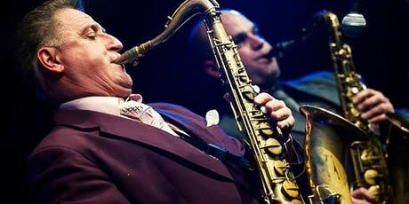 The Godfather of Swing: Ray Gelato & The Giants tickets
