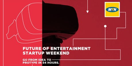 Solution Space Future of Entertainment Startup Weekend  tickets