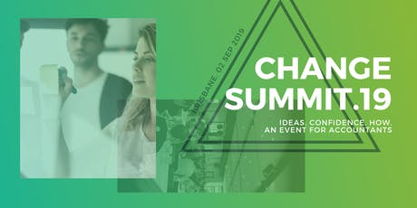 Change GPS Summit.19 tickets
