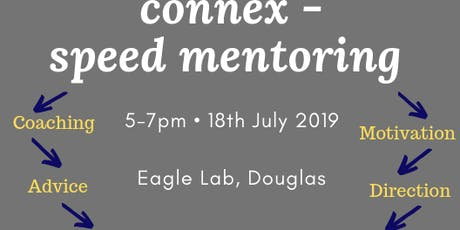 Knowledge Connex - speed mentoring - mentor registration tickets