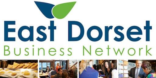 East Dorset Business Network | 12th July 2019 | EDBN Networking Breakfast
