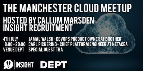 The Manchester Cloud Meetup tickets