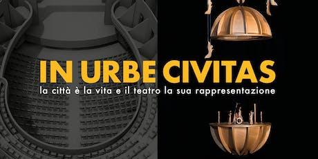 Roma: I luoghi dello spettacolo, spazi teatrali dal 1513 ad oggi - visita guidata biglietti