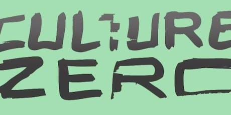 Culture Zero - Le magazine citoyen de l'ARC - Soirée #3 billets