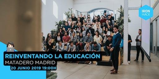 Reinventando la educación: la experiencia Bootcamp
