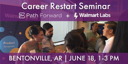 Tech Career Restart Seminar and Job Fair