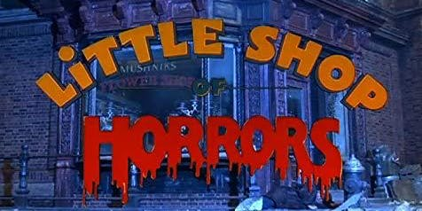 Little Shop of Horrors Sing-Along