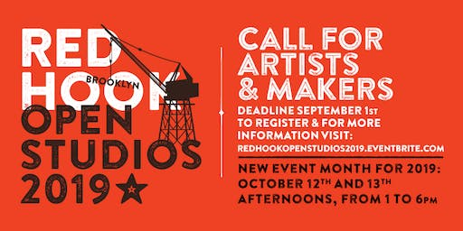 RED HOOK OPEN STUDIOS 2019