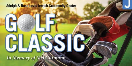 Adolph & Rose Levis Jewish Community Center 2019 Golf Classic tickets