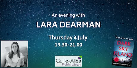 An evening with Lara Dearman tickets