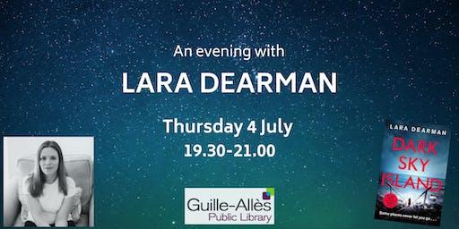 An evening with Lara Dearman