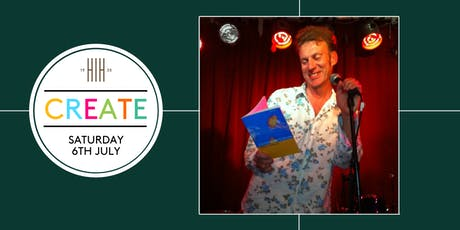 CREATE: Free Poetry Workshop with Paul Lyalls tickets