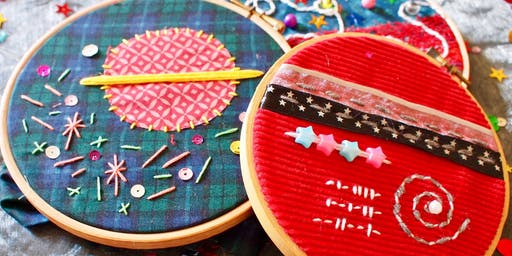 Summer of Space: Make a Space Mission Patch with Liz Chapman