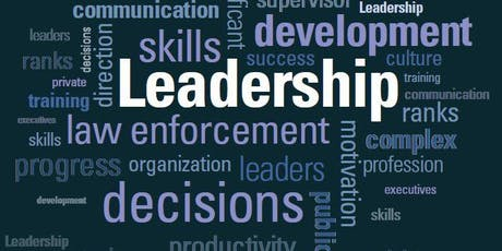 Leadership in Law Enforcement tickets