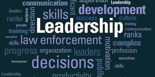 Leadership in Law Enforcement