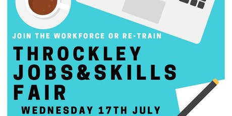 Throckley Jobs & Skills Fair tickets