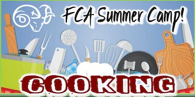 FCA Summer Elementary Cooking Class