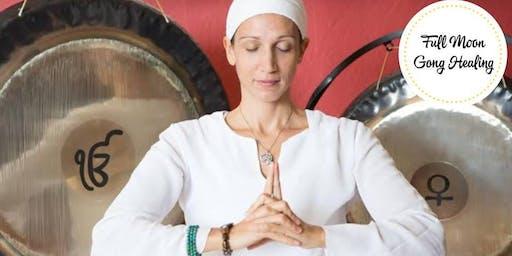 Full Moon Gong Healing