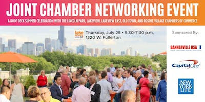 2019 Joint Chamber Networking Event