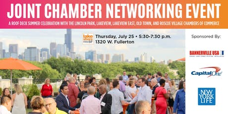 2019 Joint Chamber Networking Event tickets