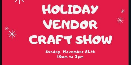 Toys for Tots 2nd Annual craft & Vendors show tickets