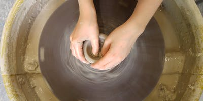 Adult Wheel Class at Third Branch Pottery