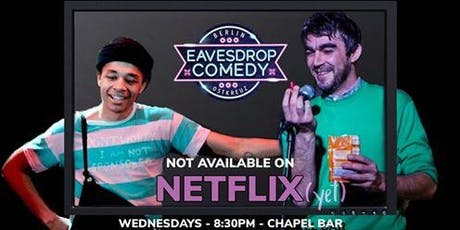 Eavesdrop 23 - Free English Stand up tickets