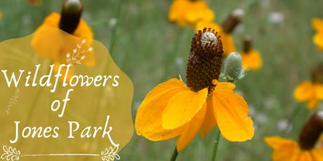Wildflowers of Jones Park tickets