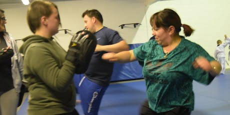 NEW Martial Arts Course for men & women starting 5th August in Ballymena tickets