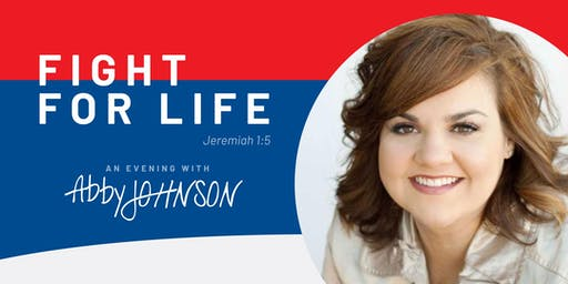 Effingham: Fight for Life w/ Abby Johnson