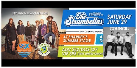 The Strumbellas featuring COUNCIL tickets