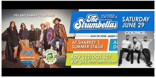 The Strumbellas featuring COUNCIL