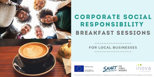 Corporate Social Responsibility Breakfast Sessions