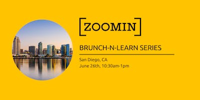 Zoomin Brunch-n-Learn San Diego