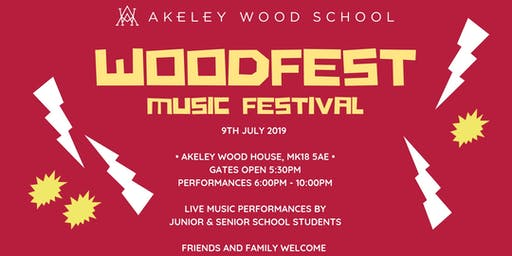 Akeley Wood School - Woodfest 2019