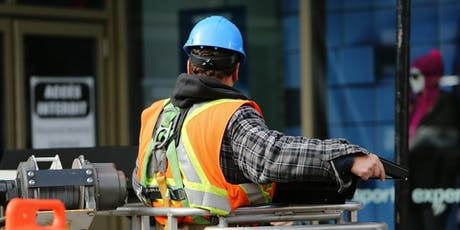 Preparing your business for the construction sector reverse charge - Aberdeen tickets