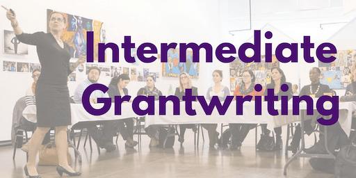 Intermediate Grantwriting