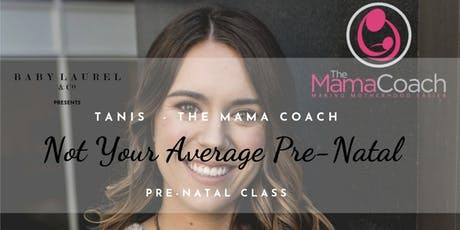 Not Your Average Prenatal Class tickets