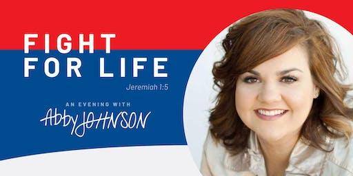 Carmi IL: Fight for Life with Abby Johnson
