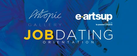 Job dating d'orientation -   e-artup Toulouse tickets
