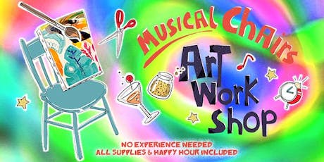 Musical Chairs Art Workshop tickets