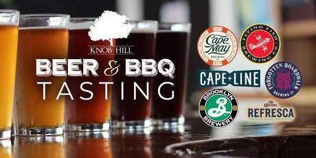 3rd Annual Beer Tasting & BBQ at Knob Hill tickets